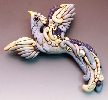 Super Saturday Craft Ideas 2012 on My Fantasy World  Polymer Clay